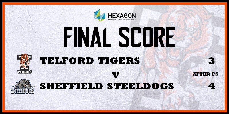 Tigers v Steeldogs 07032020