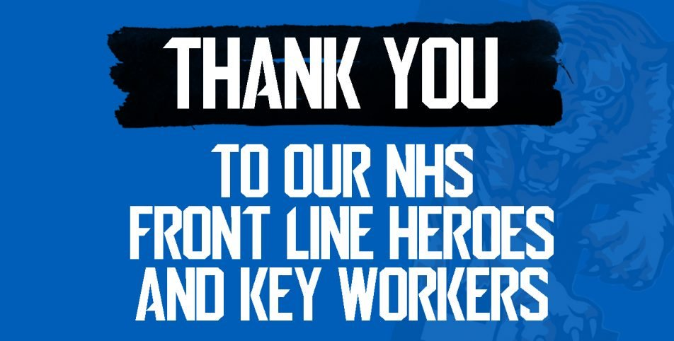 NHS Heroes Thank You