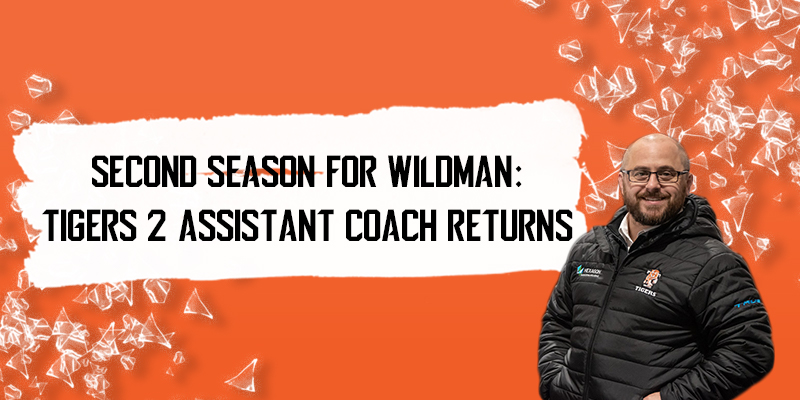 Second season for Wildman_