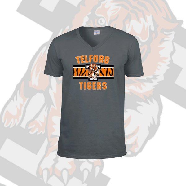 Banner T Shirt Grey