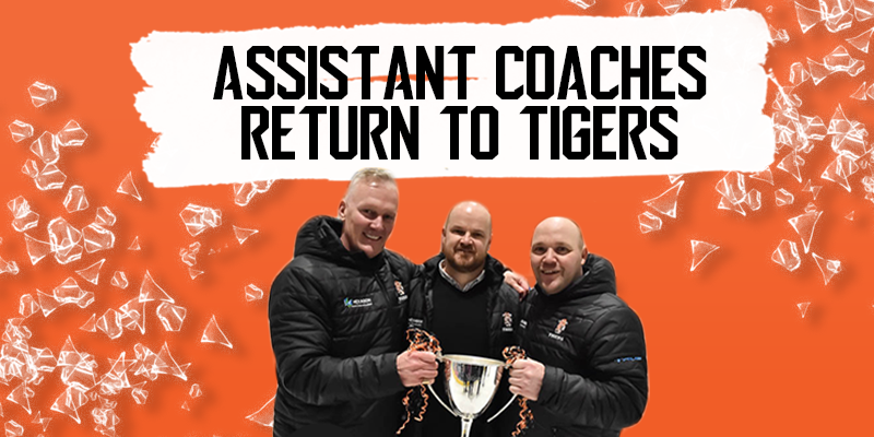 Assistant coaches return
