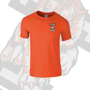Orange T Shirt Small Tiger T