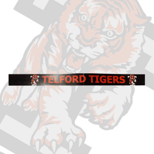 Tigers Silicon Wristband