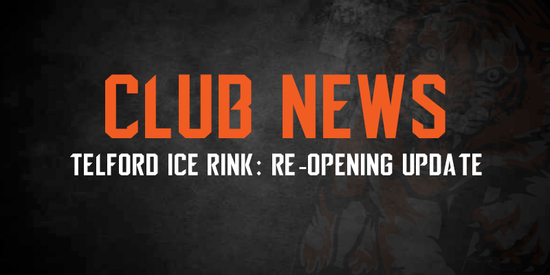 Telford Ice Rink Re-opening