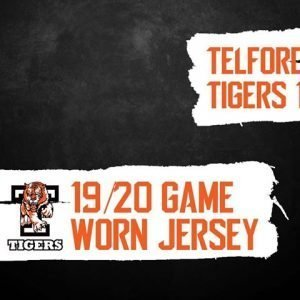 Tigers 1 Game Worn Jerseys