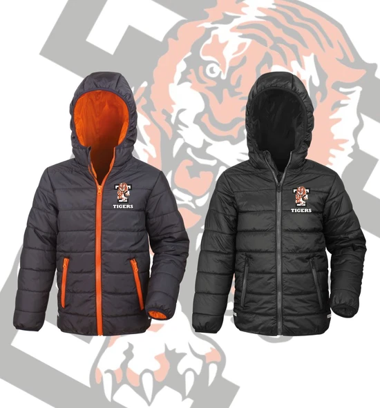 Tigers Padded Jacked